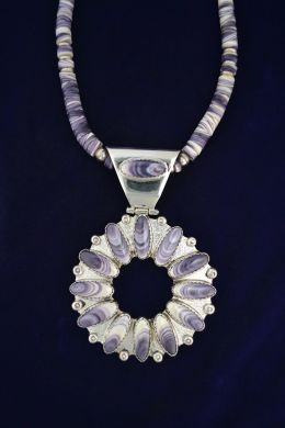 'Accomplishment' Wampum Necklace