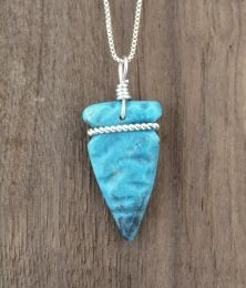 Arrowhead Turquiose Necklace