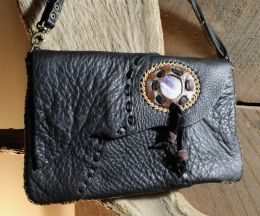 Leather Purse Pocket Book